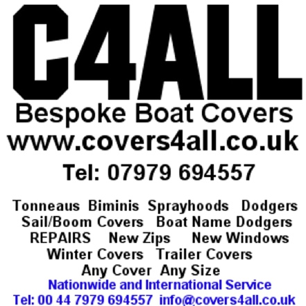 Boat Cover Repairs and Insurance Repair Work